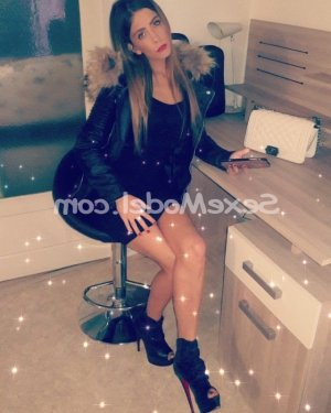 Malinka fille libertine escorte girl
